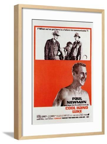 Cool Hand Luke, 1967--Framed Art Print