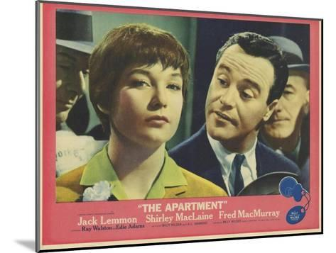 The Apartment, 1960--Mounted Art Print