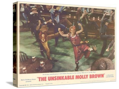 The Unsinkable Molly Brown, 1964--Stretched Canvas Print
