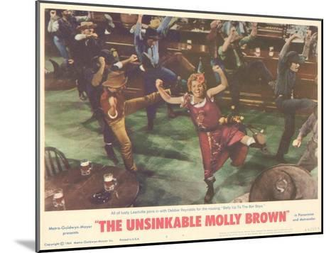 The Unsinkable Molly Brown, 1964--Mounted Art Print