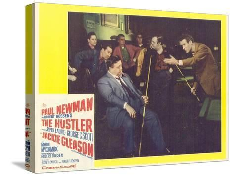 The Hustler, 1961--Stretched Canvas Print