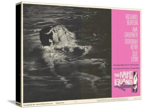 The Night of the Iguana, 1964--Stretched Canvas Print