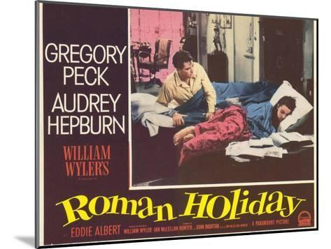 Roman Holiday, 1953--Mounted Art Print