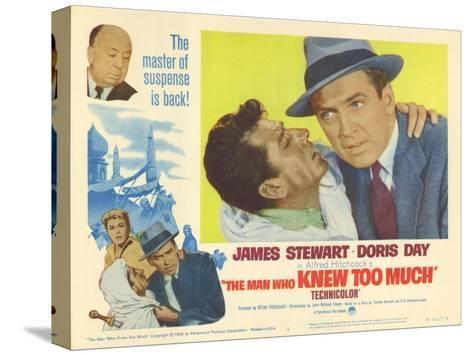 The Man Who Knew Too Much, 1956--Stretched Canvas Print