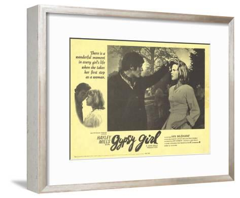 Gypsy Girl, 1966--Framed Art Print