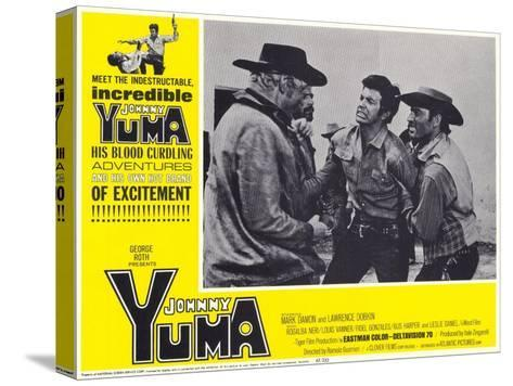 Johnny Yuma, 1967--Stretched Canvas Print