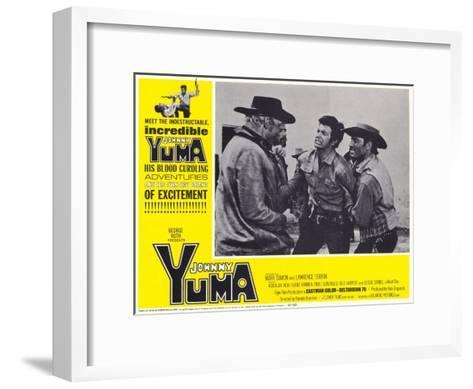 Johnny Yuma, 1967--Framed Art Print