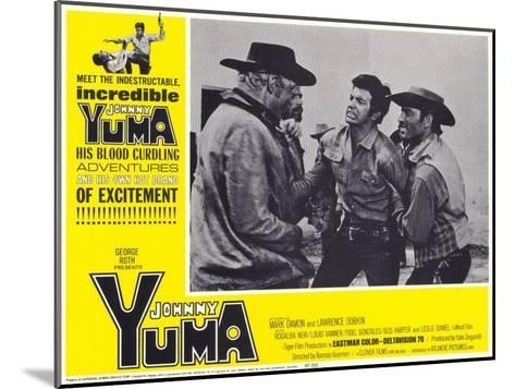 Johnny Yuma, 1967--Mounted Art Print