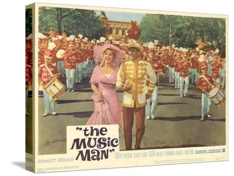 The Music Man, 1962--Stretched Canvas Print