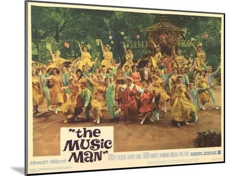 The Music Man, 1962--Mounted Art Print