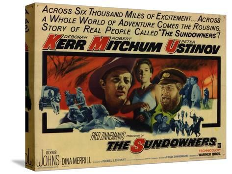 The Sundowners, 1961--Stretched Canvas Print