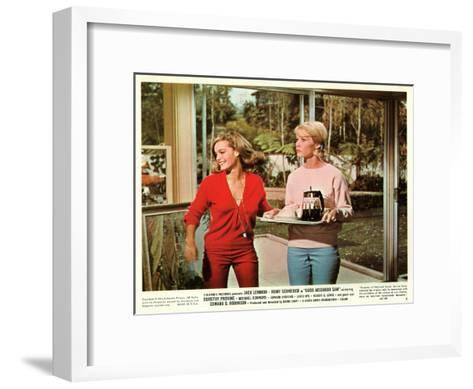 Good Neighbor Sam, 1964--Framed Art Print