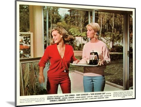Good Neighbor Sam, 1964--Mounted Art Print