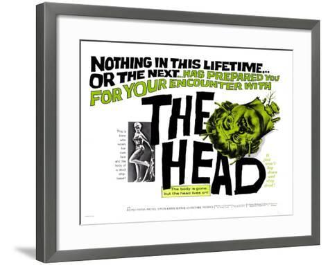 The Head, 1962--Framed Art Print