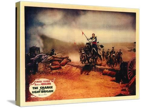 The Charge of the Light Brigade, 1936--Stretched Canvas Print