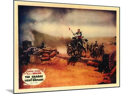 The Charge of the Light Brigade, 1936--Mounted Art Print