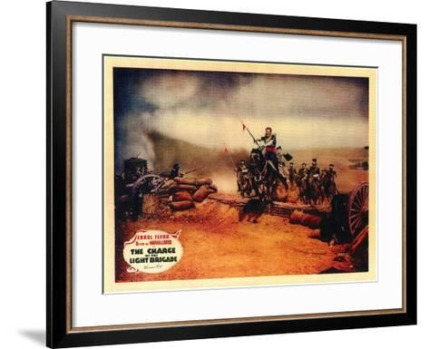 The Charge of the Light Brigade, 1936--Framed Art Print