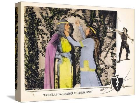 Robin Hood, 1922--Stretched Canvas Print