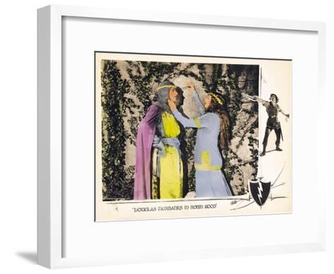 Robin Hood, 1922--Framed Art Print