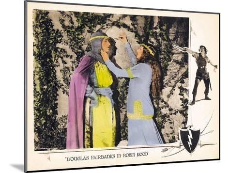 Robin Hood, 1922--Mounted Art Print