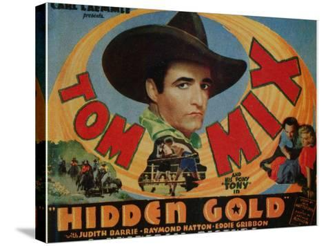 Hidden Gold, 1932--Stretched Canvas Print