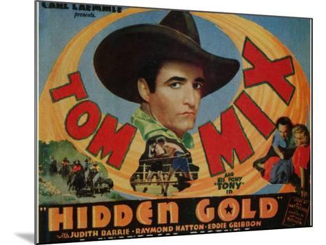 Hidden Gold, 1932--Mounted Art Print