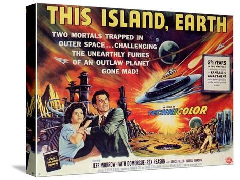 This Island Earth, 1954--Stretched Canvas Print