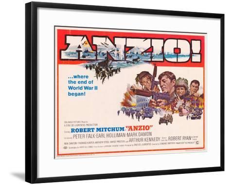 Anzio, 1968--Framed Art Print