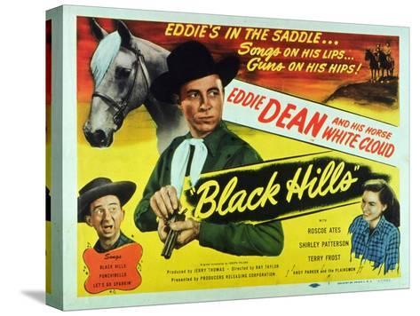Black Hills, 1948--Stretched Canvas Print