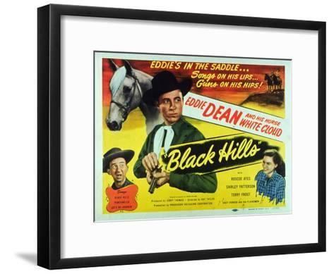 Black Hills, 1948--Framed Art Print