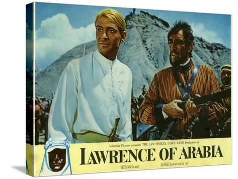 Lawrence of Arabia, 1963--Stretched Canvas Print