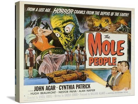The Mole People, 1956--Stretched Canvas Print
