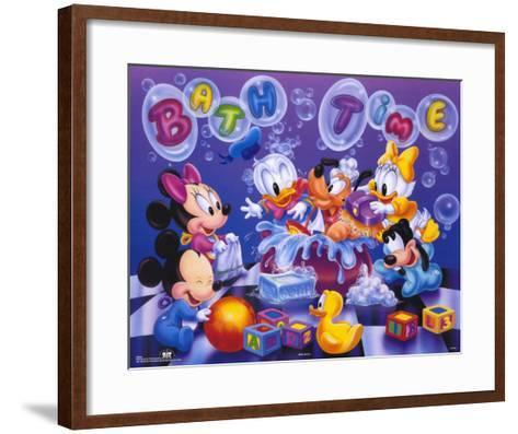 Mickey Mouse, 9999--Framed Art Print