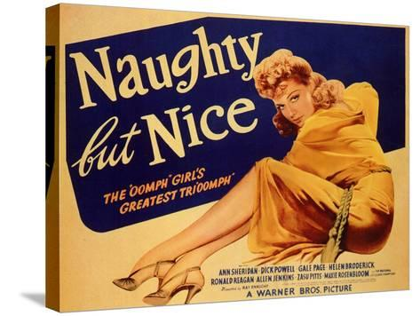 Naughty but Nice, 1939--Stretched Canvas Print