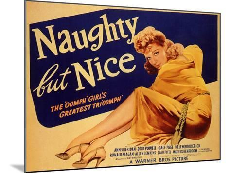 Naughty but Nice, 1939--Mounted Art Print