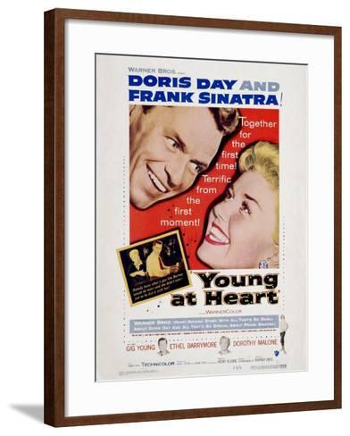 Young at Heart, 1954--Framed Art Print