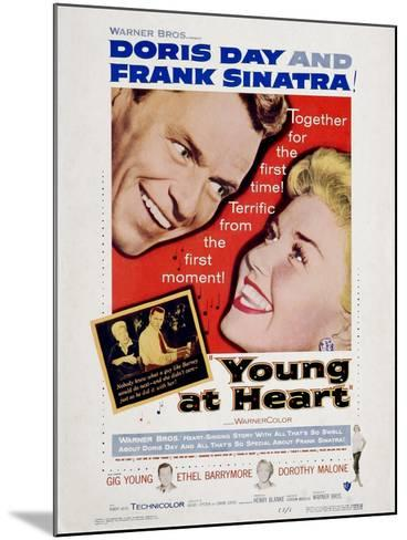 Young at Heart, 1954--Mounted Art Print