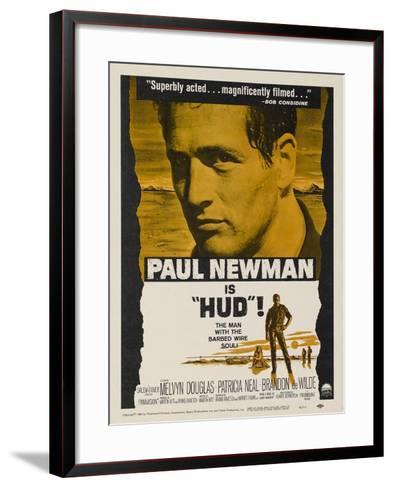 Hud, 1963--Framed Art Print