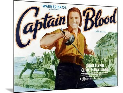 Captain Blood, 1935--Mounted Art Print