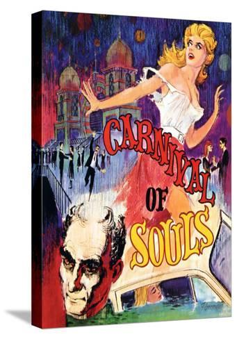 Carnival of Souls, 1962--Stretched Canvas Print