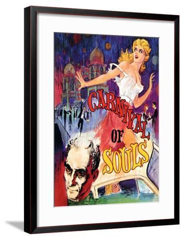 Carnival of Souls, 1962--Framed Art Print