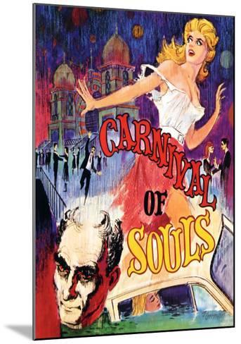 Carnival of Souls, 1962--Mounted Art Print