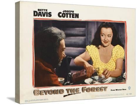 Beyond the Forest, 1949--Stretched Canvas Print