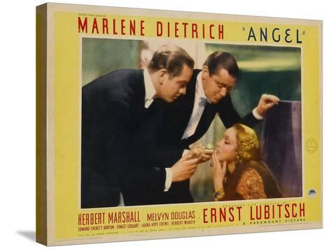 Angel, 1937--Stretched Canvas Print