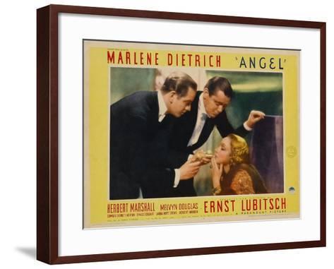 Angel, 1937--Framed Art Print