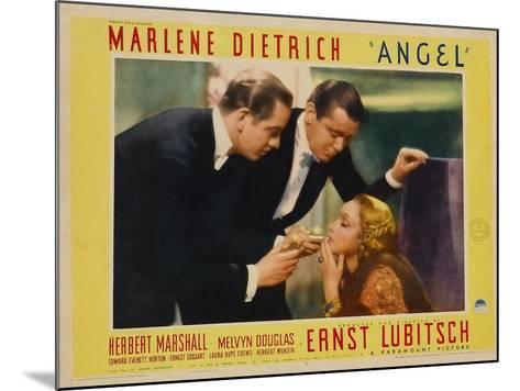 Angel, 1937--Mounted Art Print