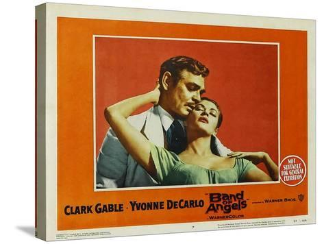 Band of Angels, 1957--Stretched Canvas Print