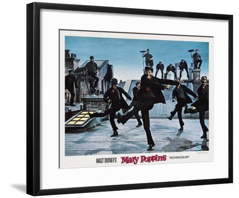 Mary Poppins, 1964--Framed Art Print