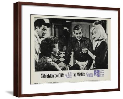 The Misfits, 1961--Framed Art Print