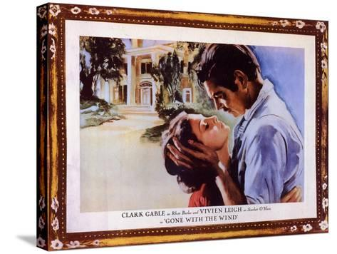 Gone With The Wind, 1939--Stretched Canvas Print
